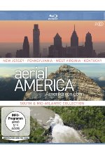 Aerial America - (Amerika von Oben) - South and Mid-Atlantic Collection  [2 BRs] Blu-ray-Cover