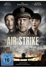 Air Strike DVD-Cover