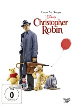 Christopher Robin DVD-Cover
