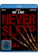 Never sleep again 1+2 - Special Edition  [2 BRs] Blu-ray-Cover