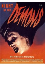 Night of the Demons - Limitiertes Medíabook auf 333 Stück (+ DVD) - Cover A Blu-ray-Cover