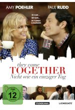 They Came Together - Nicht wie ein einziger Tag DVD-Cover