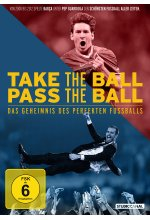 Take the Ball Pass the Ball – Das Geheimnis des perfekten Fußballs DVD-Cover