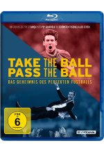 Take the Ball Pass the Ball – Das Geheimnis des perfekten Fußballs Blu-ray-Cover