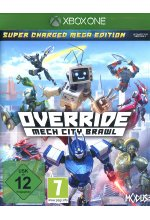 Override - Mech City Brawl (Super Charged Mega Edition) Cover