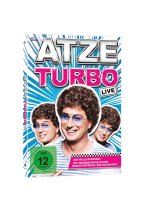 Atze Schröder - Turbo DVD-Cover