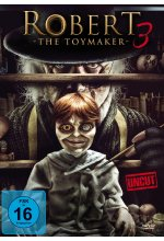 Robert 3 - The Toymaker (uncut) DVD-Cover