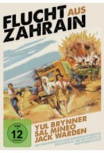 Flucht aus Zahrain (Escape from Zahrain) DVD-Cover