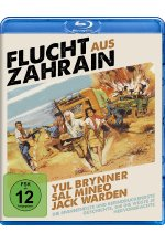 Flucht aus Zahrain (Escape from Zahrain) Blu-ray-Cover