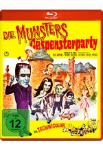 Die Munsters: Gespensterparty Blu-ray-Cover