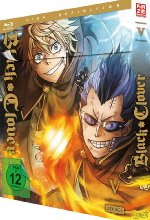 Black Clover - Blu-ray 5 (Episoden 40-51)  [2 Blu-rays] Blu-ray-Cover