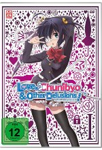 Love, Chunibyo & Other Delusions! - DVD 1 DVD-Cover