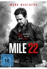 Mile 22 DVD-Cover