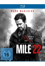 Mile 22 Blu-ray-Cover
