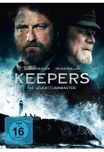 Keepers - Die Leuchtturmwärter DVD-Cover