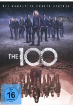 The 100 - Die komplette 5. Staffel  [3 DVDs]<br><br> DVD-Cover