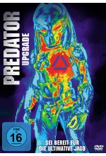 Predator - Upgrade DVD-Cover