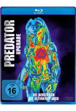 Predator - Upgrade Blu-ray-Cover