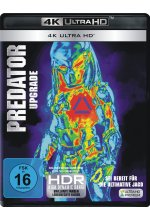 Predator - Upgrade  (4K Ultra HD) Cover