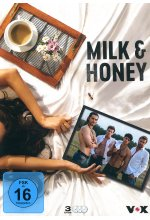 Milk & Honey - Staffel 1  [3 DVDs] DVD-Cover