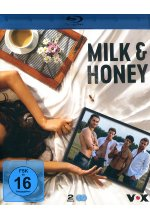 Milk & Honey - Staffel 1  [2 BRs] Blu-ray-Cover