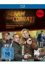 Alarm für Cobra 11 - Staffel 42  [2 BRs] Blu-ray-Cover
