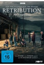 Retribution - Die Vergeltung  [2 DVDs] DVD-Cover