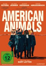 American Animals DVD-Cover