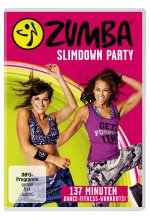Zumba Slimdown Party DVD-Cover