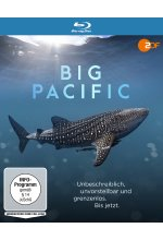 Big Pacific  (4 Episoden plus Making of) Blu-ray-Cover