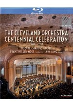 The Cleveland Orchestra - Centennial Celebration Blu-ray-Cover