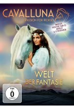 Cavalluna - Passion for Horses - Welt der Fantasie  (+ CD) DVD-Cover