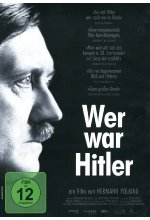 Wer war Hitler DVD-Cover