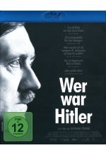 Wer war Hitler Blu-ray-Cover