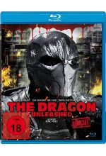 The Dragon Unleashed - Uncut Edition Blu-ray-Cover