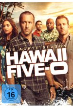 Hawaii Five-0 (2010) - Season 8  [6 DVDs] DVD-Cover