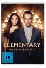 Elementary - Season 6 [6 DVDs] DVD-Cover
