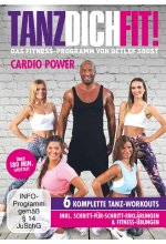 Tanz Dich Fit - Cardio Power DVD-Cover