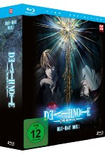 Death Note - Blu-ray-Box 1 (Episode 01-18) [3 BRs] Blu-ray-Cover