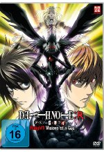 Death Note - Relight 1: Visions of a God DVD-Cover