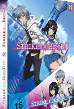 Strike the Blood Second / Strike the Blood OVAs - DVD-Box [3 DVDs] DVD-Cover