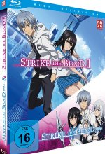 Strike the Blood Second / Strike the Blood OVAs - Blu-Ray-Box [2 BRs] Blu-ray-Cover