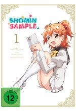 Shomin Sample - DVD 1 DVD-Cover