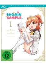 Shomin Sample - Blu-ray 1 Blu-ray-Cover