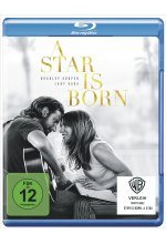 A Star is Born Blu-ray-Cover