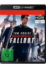 Mission: Impossible 6 - Fallout  (4K Ultra HD) Cover