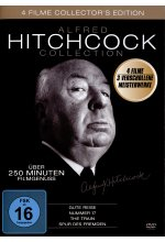 Alfred Hitchcock - Collection Vol. 2 DVD-Cover