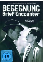 Begegnung - Brief Encounter DVD-Cover