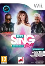 Let's Sing 2019 - Hits Français et Internationaux (W** & W** U) (PEGI) Cover