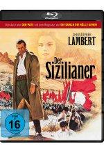 Der Sizilianer Blu-ray-Cover